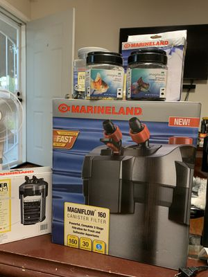 Magniflow canister filter 160 for Sale in Palmdale, CA