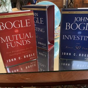 Boggle On Mutual Funds, John Bogle On Investing for Sale in Brookhaven, PA