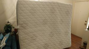 RV king size mattress in excellent condition for Sale in New Port Richey, FL