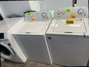 Amana washer and dryer 🤩🤩🤩 HCQ for Sale in Dallas, TX
