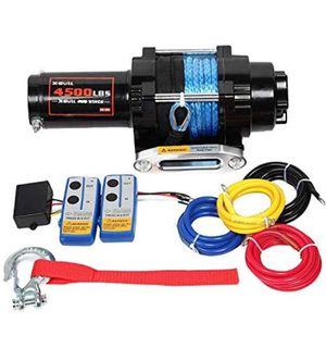 X-bull 4500lbs winch (iv) for Sale in Upland, CA