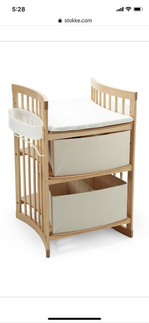 Stokke diaper changing table for Sale in Norwalk, CA
