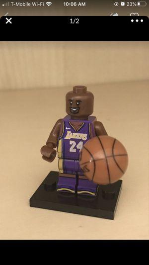 Lego Kobe Bryant Minifigure for Sale in Fullerton, CA