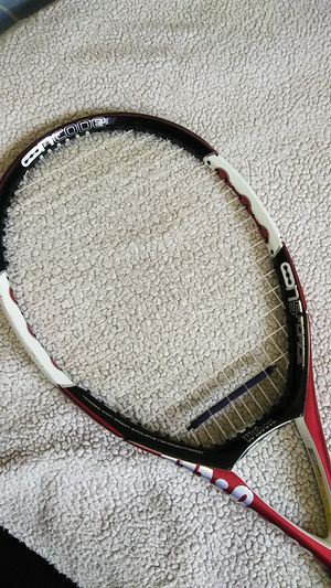 """Wilson Tennis Racket n code n5 98"""" Excellent 4 1/2 grip for Sale in Norwalk, CT"""