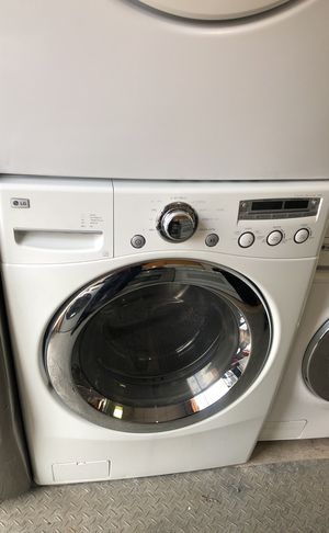 Lg washer and dryer for Sale in Philadelphia, PA