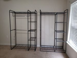 Two Clothing Racks for Sale in Greensboro, NC
