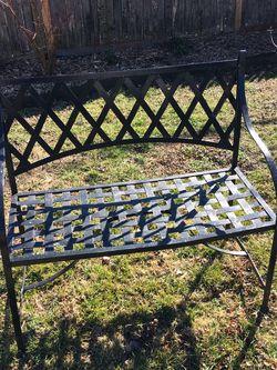 Metal Bench for Sale in Arlington,  VA