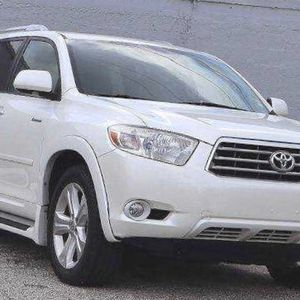 2008 Toyota Highlander Limited for Sale in Los Angeles, CA