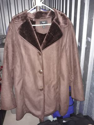 Coats dresses and shoes xl and shoes 10 for Sale in East Brunswick, NJ