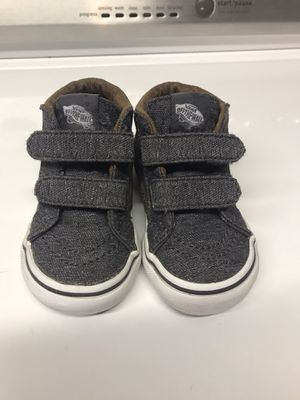 Vans toddler Tennis shoes for Sale in Anaheim, CA