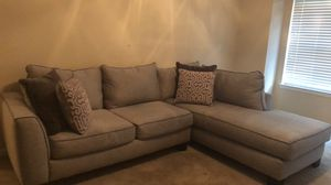 Gray Sectional for Sale in Lawrenceville, GA