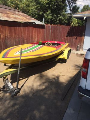 77 challenger jet boat project for Sale in San Bernardino, CA