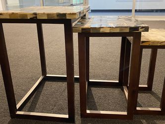Set of 3 Nesting Tables for Sale in Los Angeles,  CA