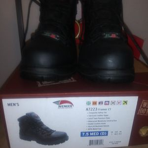 Brand New Work Boots for Sale in Las Vegas, NV