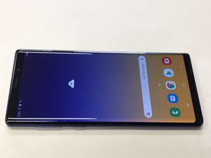 Sprint Samsung Galaxy Note 9 128gb Works With Sprint or Boost Mobile. Excellent condition. Charger and cable included. Cash only. for Sale in San Francisco, CA