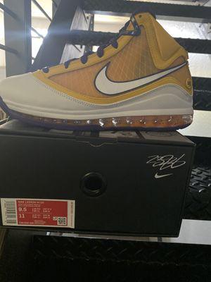 Lebron 7 Media day size 9.5 DS 280$ Ig-Shoes4sale602 for Sale in Phoenix, AZ