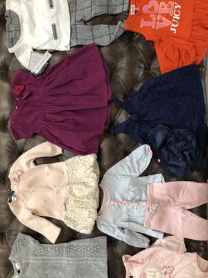 Baby Girl clothing bundle 12 month for Sale in West Bloomfield Township, MI