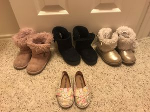 Boots size 7 Girls for Sale in Killeen, TX