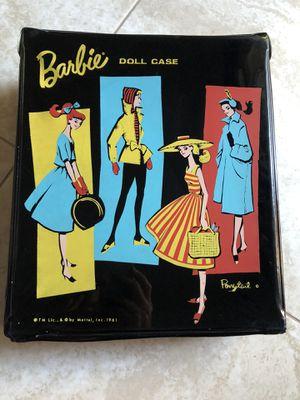 Vintage Mattel Barbie Doll, Case and Clothes for Sale in Orange, CA