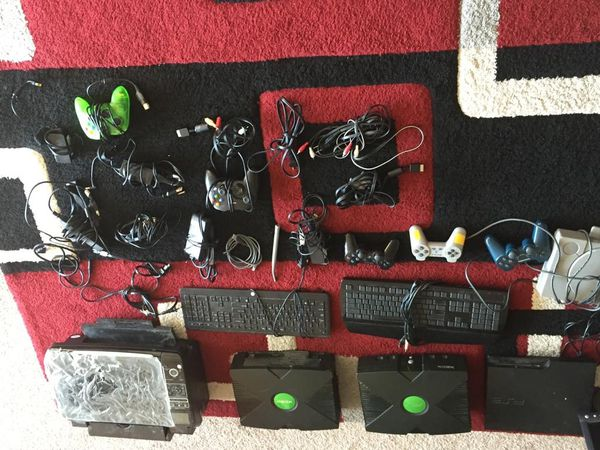 Electronics, Game Systems, Cords, and other Accessories
