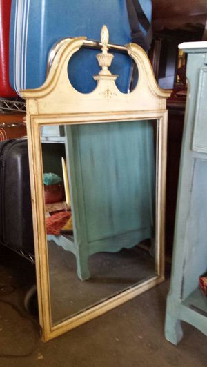 Mirror French country style for Sale in Olympia, WA