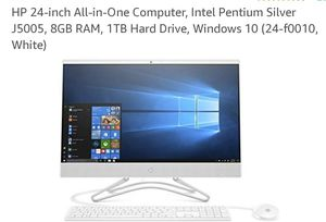 HP All In One Computer with touch screen. for Sale in Murfreesboro, TN