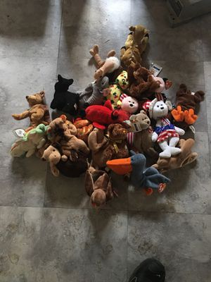 Beanie babies for Sale in Worcester, MA