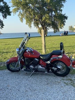 Yamaha vstar 650 motorcycle! for Sale in Cleveland, OH