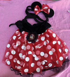 Minnie Mouse costume for Sale in Buckeye, AZ