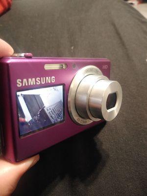 Samsung 16.2 camera wifi digital hd camera for Sale in Phoenix, AZ