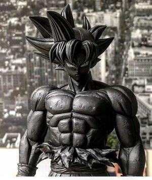 Blacked Out Ultra Instinct Goku - Dragon Ball Z | DBZ DBS Super Figure Figurine Model Statue Collectible for Sale in Miami Beach, FL