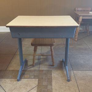 Vintage Children's School Desk for Sale in Tucker, GA