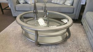 Coffee table & 1 End Table for Sale in Portland, OR