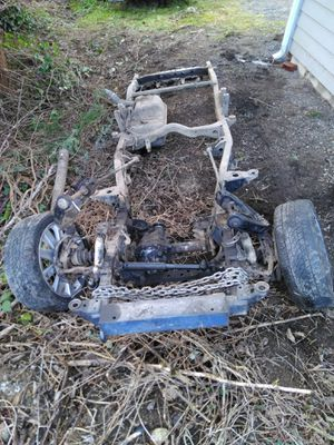 86 IFS Toyota 4x4 pickup frame for Sale in Marysville, WA