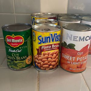 Canned Goods for Sale in Monterey Park, CA