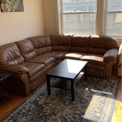 Leather Couch for Sale in Chicago,  IL