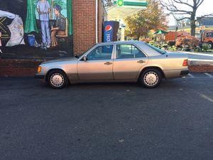1992 Mercedes-Benz 300E 2.6L for Sale in Washington, DC