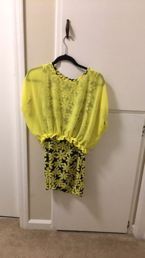 Yellow dress for Sale in Hayward, CA