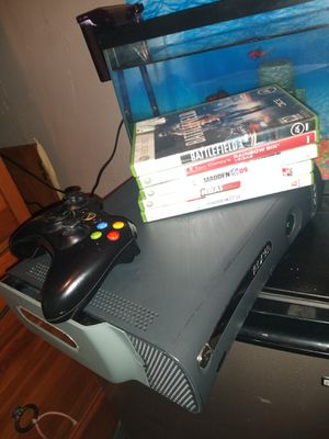 XBOX 369 Console!! 6 games for Sale in National City, CA