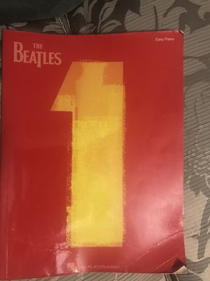 Beatles songbooks for Sale in Newton, MA