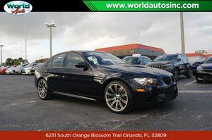 2011 BMW M3 for Sale in Orlando, FL