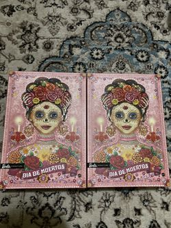 [IN HAND] Barbie Pink Dia De Los Muertos Doll (Day of The Dead) 2020 for Sale in Oakland,  CA