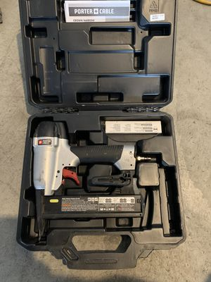 Porter cable nail gun for Sale in Chino, CA