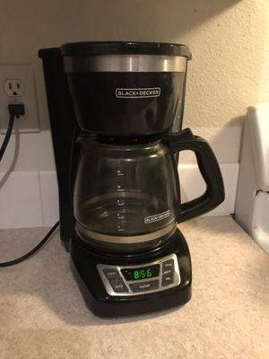 Black and Decker Automatic Coffee Maker for Sale in Portland, OR