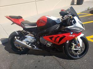BMW S1000rr 13 Sport bike, crotch rocket, motorcycle with Customs for Sale in Buckeye, AZ