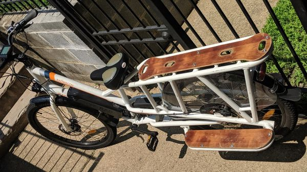 Radwagon electric bicycle.