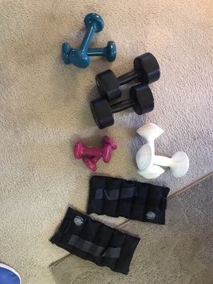 Weights for Sale in Greenville, SC