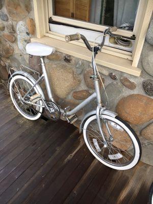 RARE ROMET ST 030 032 Folding Bike. Made in Poland 1970(?) for Sale in Battle Ground, WA
