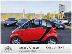 2008 smart fortwo for Sale in Auburn, WA