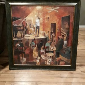 Red Jazz By Didier Lourenco for Sale in Reading, PA